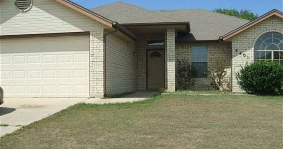 4401 Bluestem Ln, Killeen, TX 76542, 3 beds, 2 baths, 1585 sq ft For more information, contact Karen Doerbaum, Lone Star Realty & Property Management Inc., (254) 699-7003