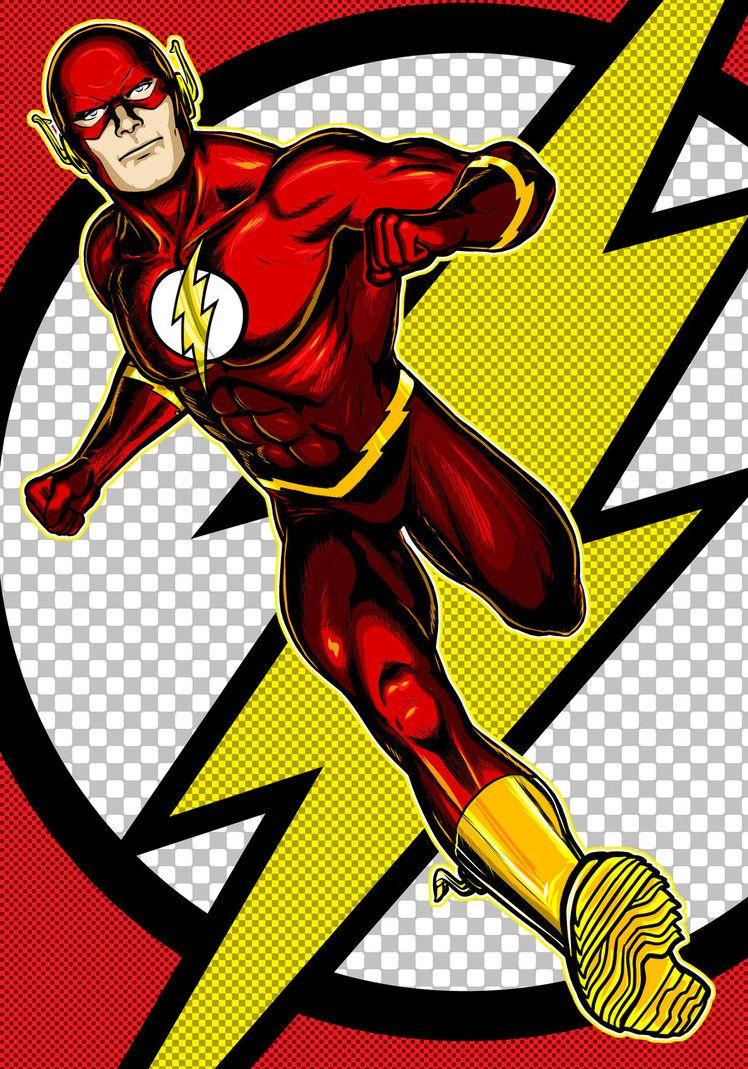 Flash prestige series 2 0 by thuddleston dc comics - Super hero flash ...