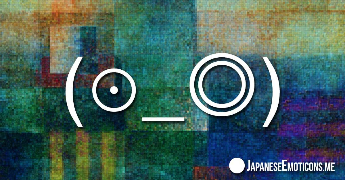 Go crazy with all of these crazy looking Japanese kaomoji