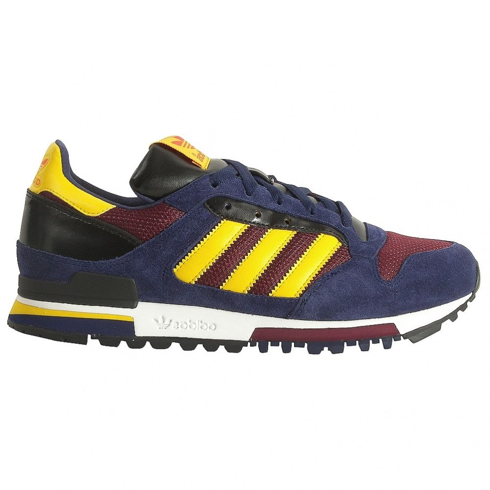 super populaire e6eeb 42aed adidas ZX 600 Purple Yellow | Adidas, Barbour, Timberland ...