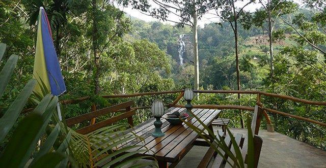 Waterfalls Homestay – Ella, Sri Lanka
