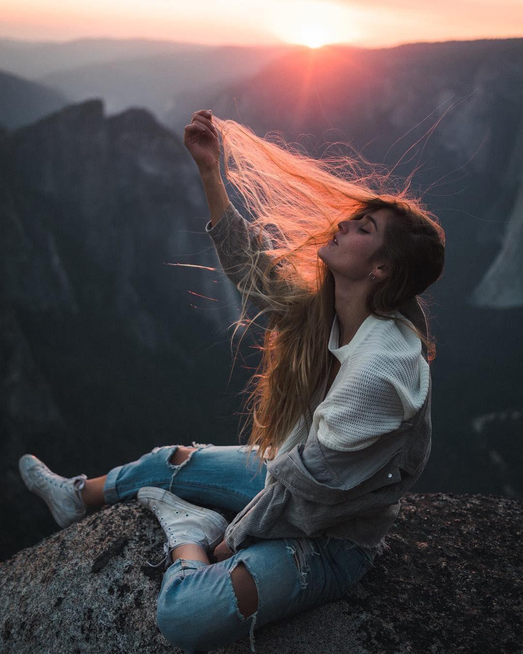Awesome Travel Inspiration Mountains Are Calling Travel Nature Inspiration You Need A Travel Idee Foto Instagram Pose Fotografiche Idee Di Fotografia