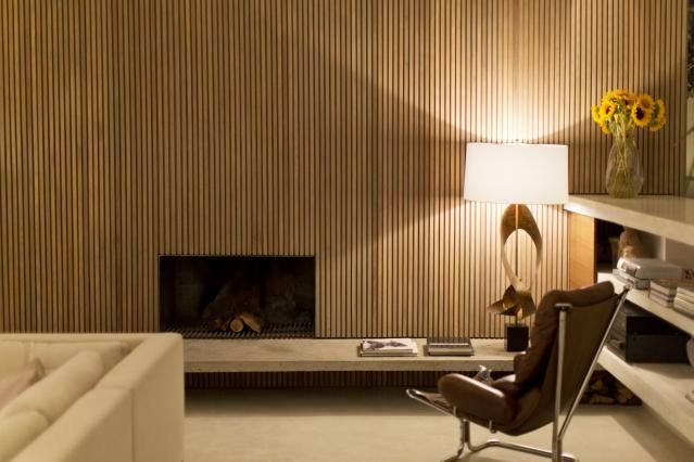 An Alternative To Boring Drywall Wood Wall Paneling In