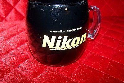 Nikon Coolpix Photographer's Coffee Mug Hard To Find Great Christmas Gift