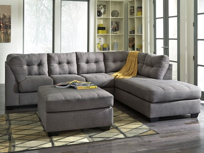 Charcoal Sectional for Sale in Utah For the Home Pinterest