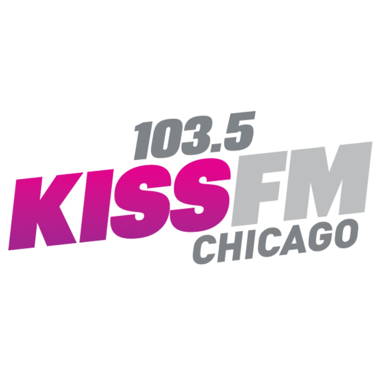 I\'m listening to 103.5 KISS FM, Chicago\'s #1 Hit Music Station ♫ on ...