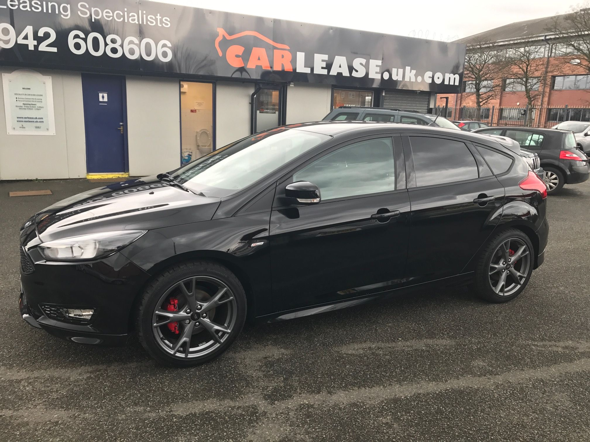 Ford Focus Hatchback 1 0 Ecoboost 140 St Line X 5dr Manual Cars