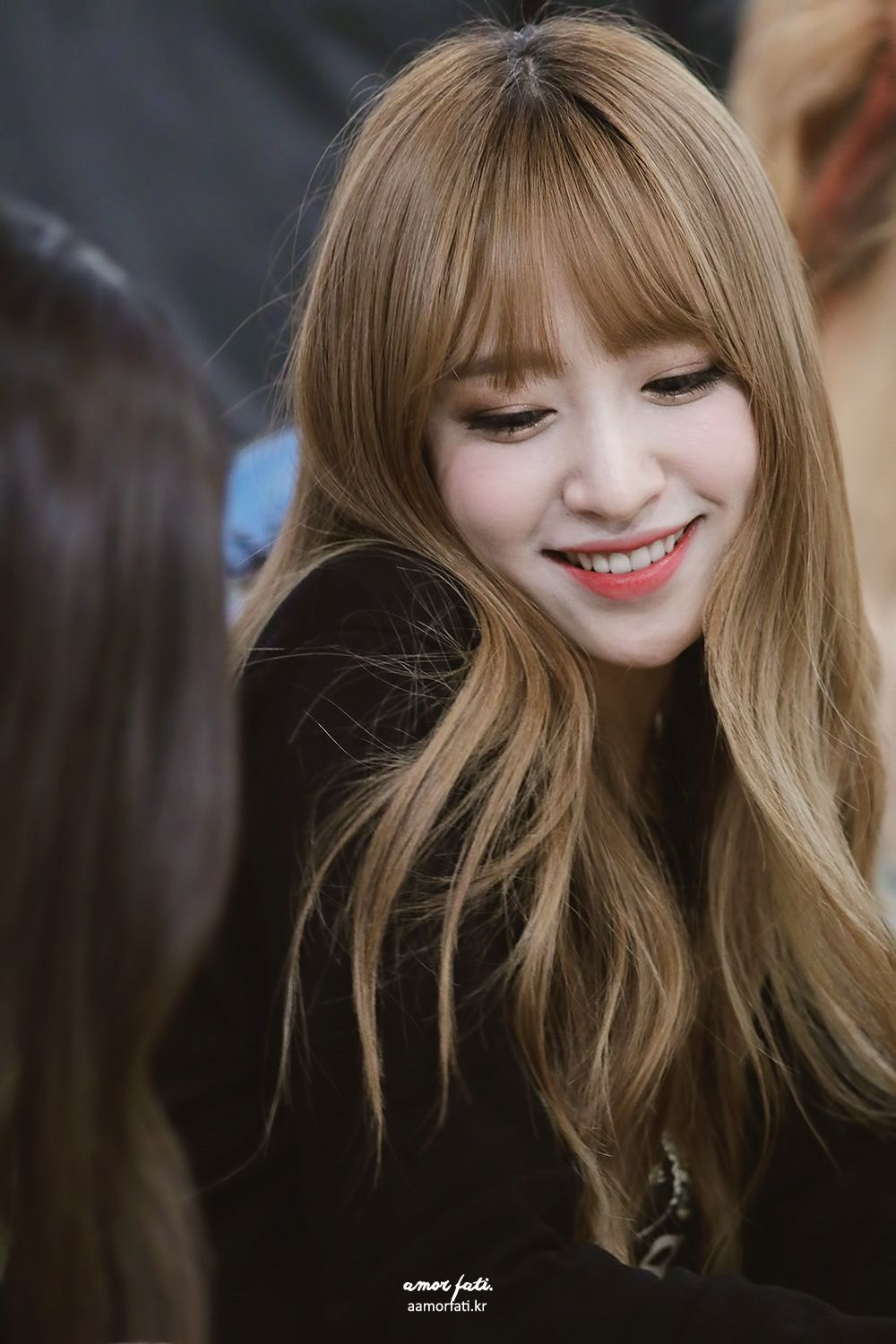 Exid Hani I Think She Looks A Little Like Wendy From Red