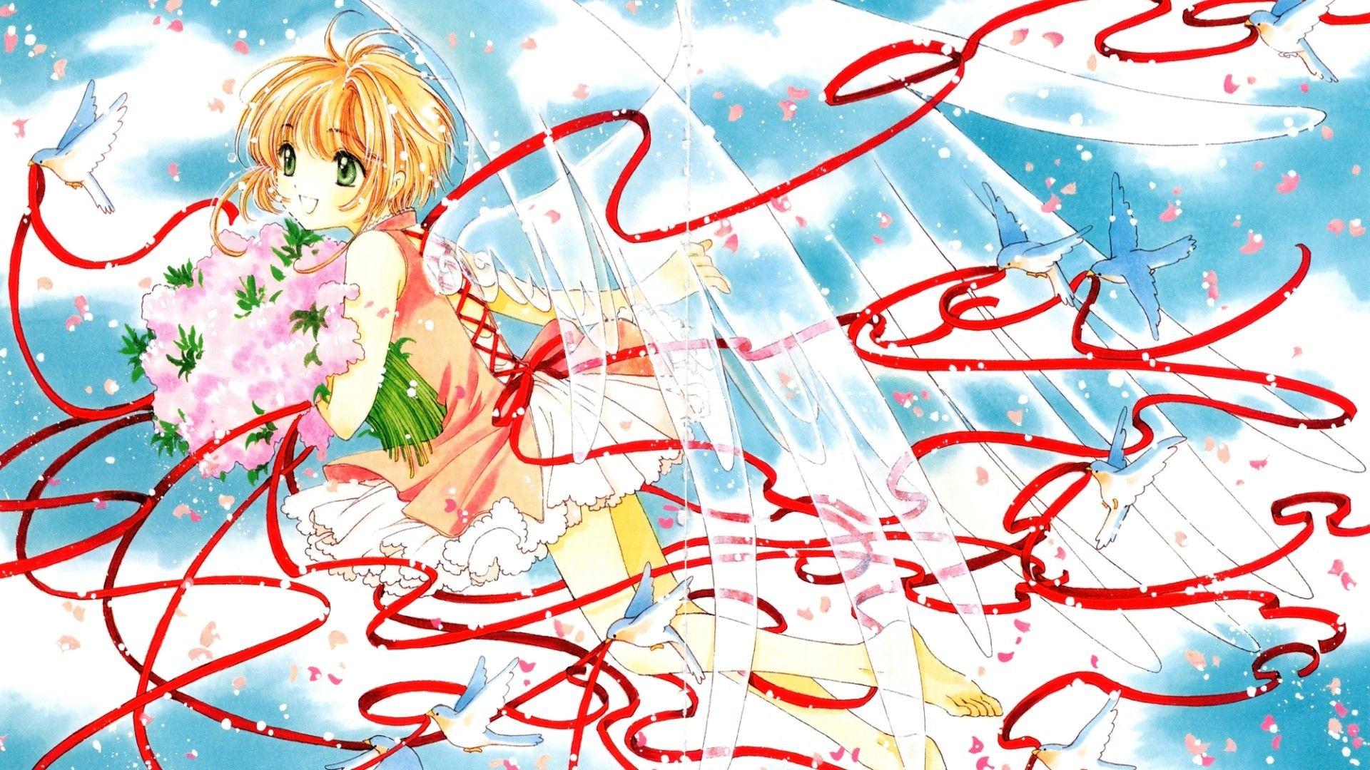 61 Cardcaptor Sakura Wallpapers On Wallpaperplay Sakura Art Sakura Cardcaptor