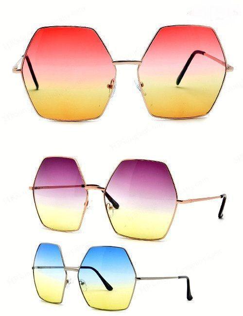"Oversize ""Sundance"" Fashion Sunglasses"
