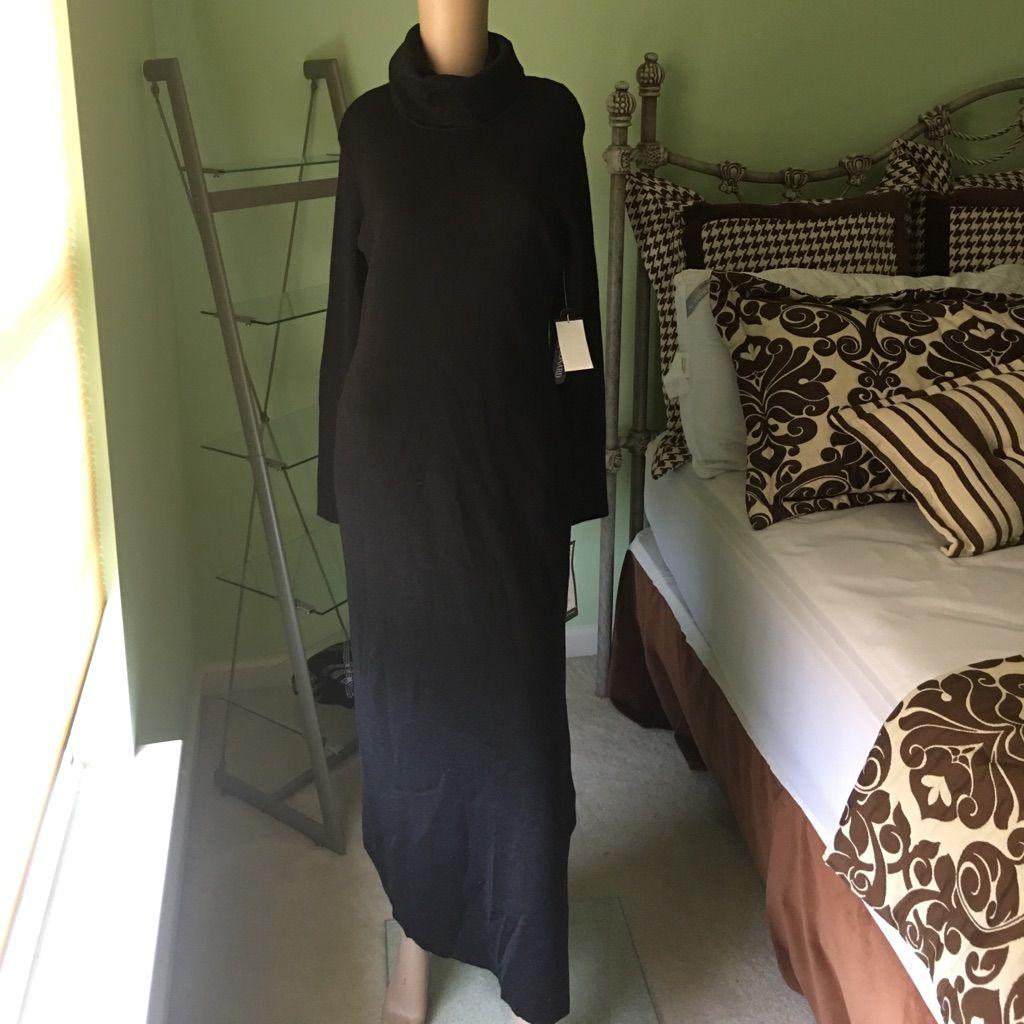 Nina leonard dresses nina leonard long sleeve turtleneck dress