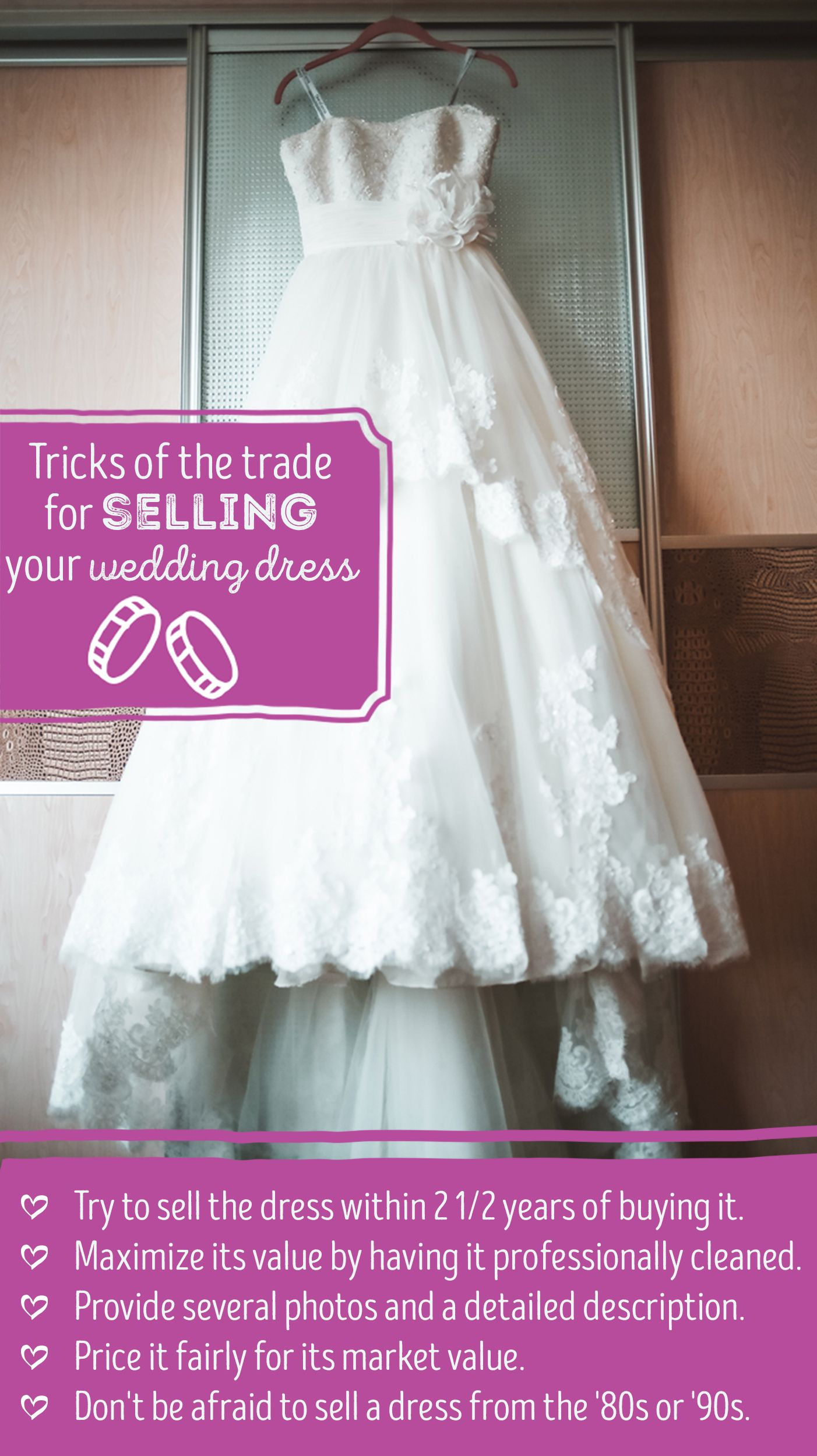 Planning To Sell Your Wedding Gown Here S Everything You Need To Know Sell Your Wedding Dress Wedding Gowns Wedding Dresses