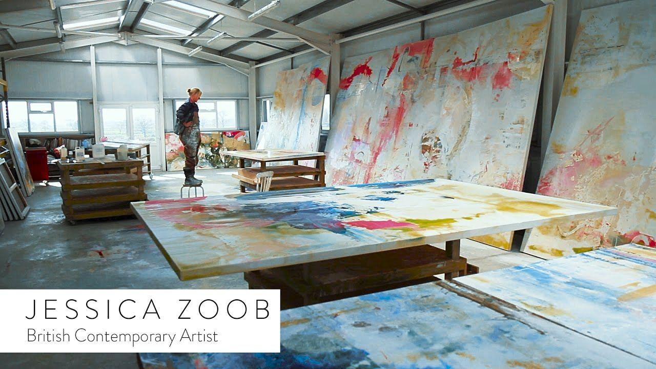 British contemporary artist jessica zoob