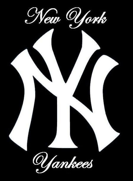 My Oldest Son Plays Baseball On His School S Baseball Team And Is Also A Huge Ny Yankees Baseball Fan New York Yankees Logo Yankees Logo New York Yankees