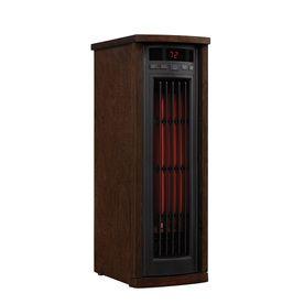 Duraflame 5 200 Btu Infrared Quartz Tower Electric Space Heater