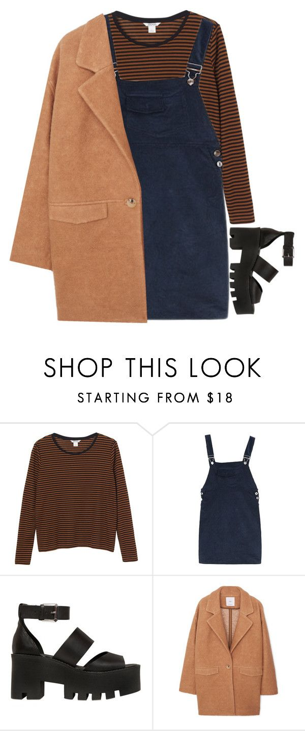 """Untitled #144"" by ravenstarling ❤ liked on Polyvore featuring Monki, Windsor Smith and MANGO"