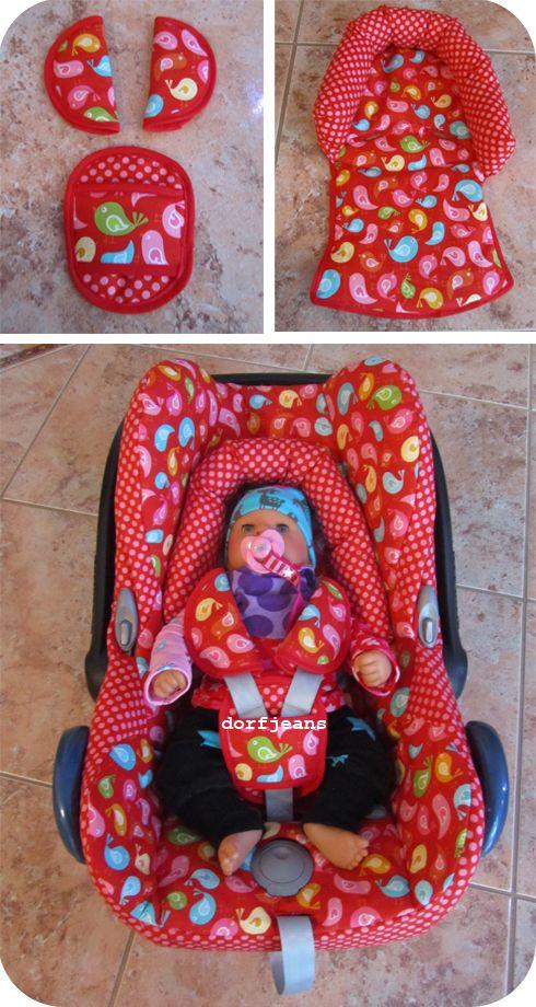 Maxi Cosi Bezug | Bebe | Pinterest | Geschafft, Nähen und Das baby