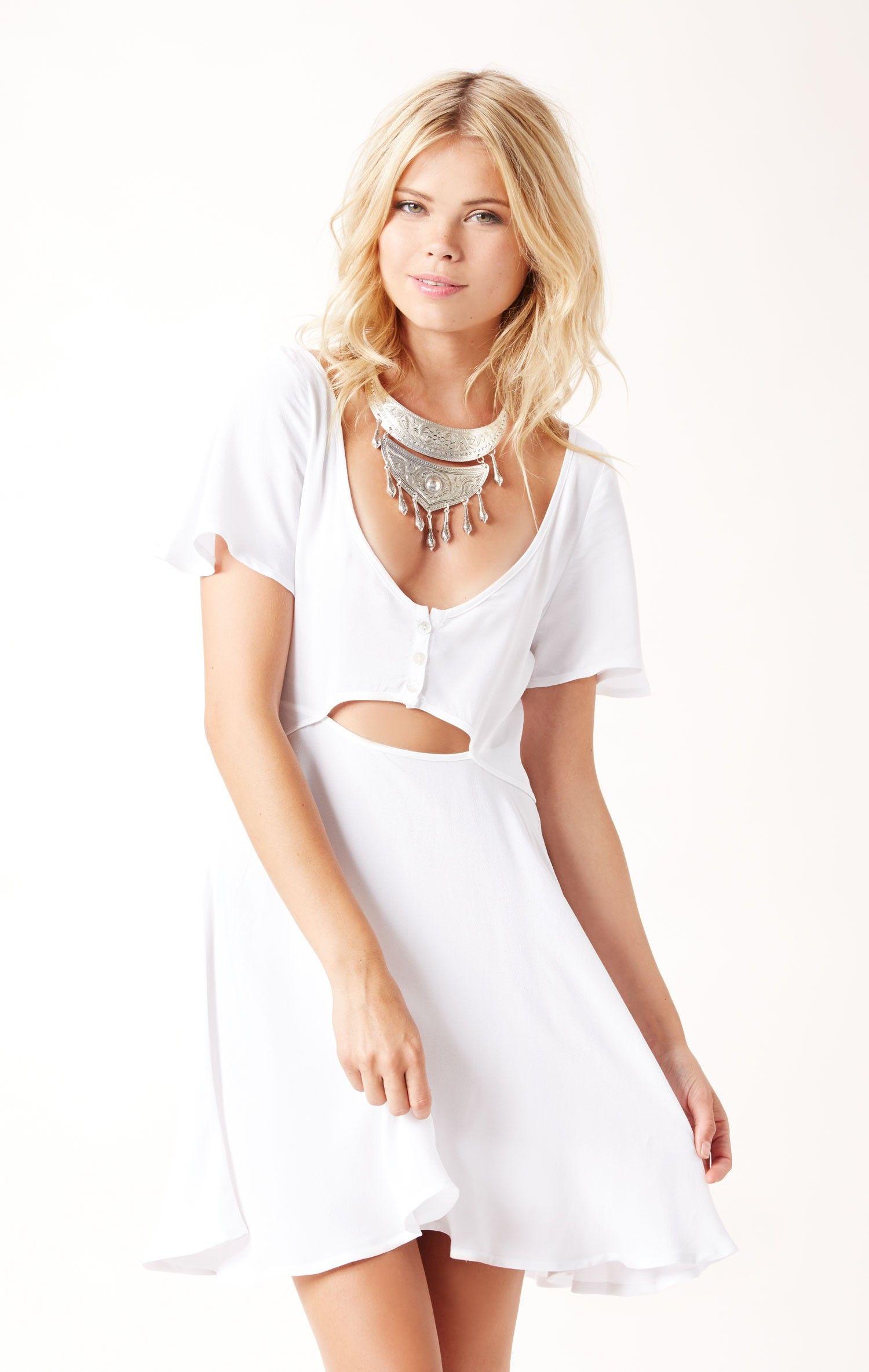 Short peekaboo dress things to wear pinterest shorts boho and