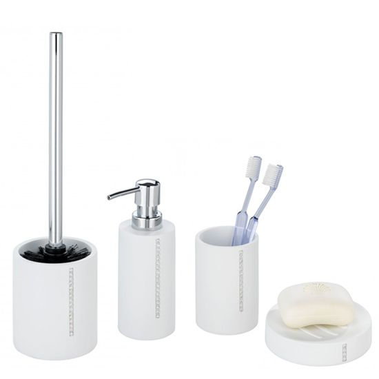 white bathroom accessories set uk - White Bathroom Accessories Uk