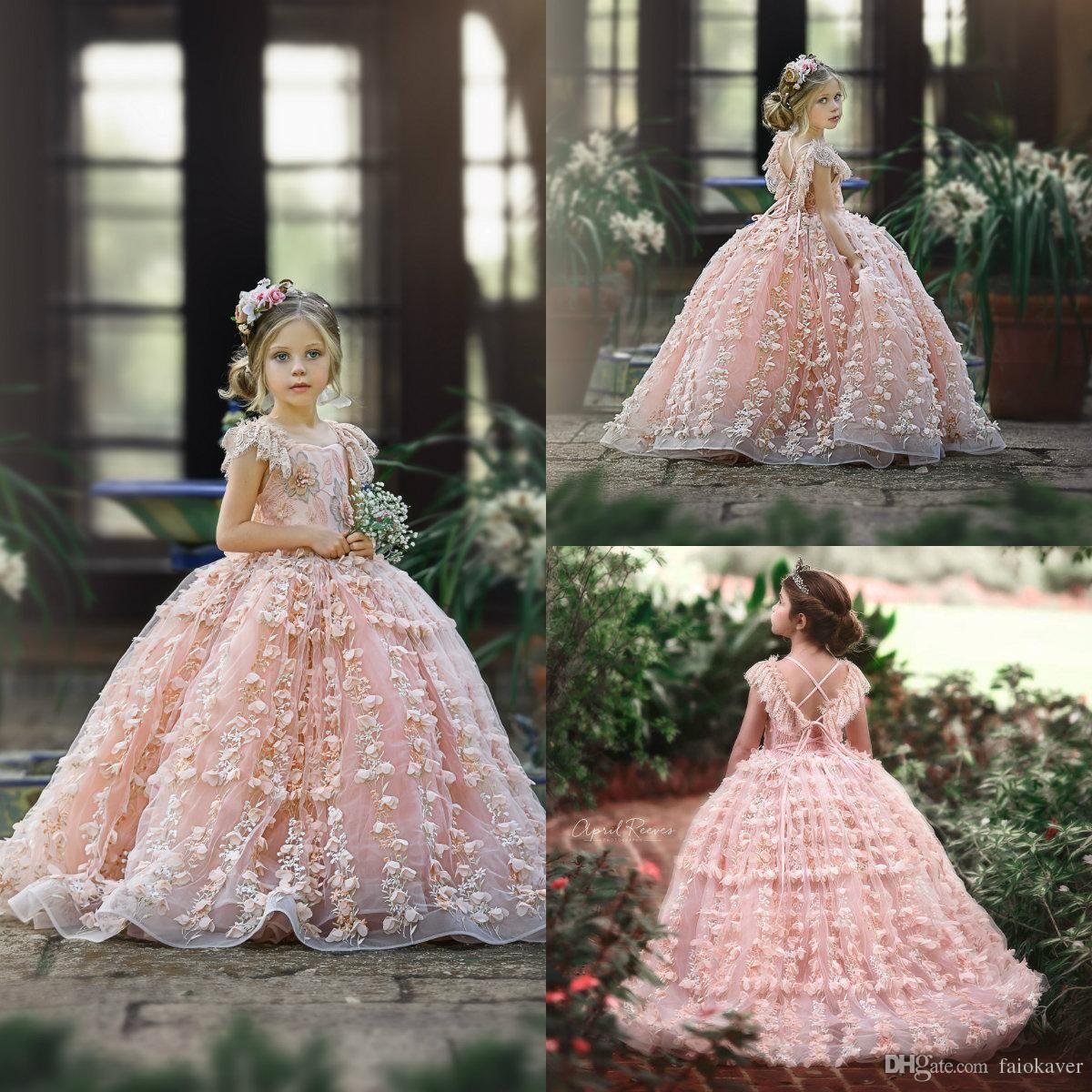 20 Cute Girl Dresses Images 38 in 2020 Kids long dress