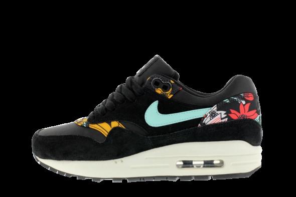 Nike Wmns Air Max 1 Print Aloha 528898 003 Sneakers Online Nike Schoenen Nike Gratis Schoenen Schoenen