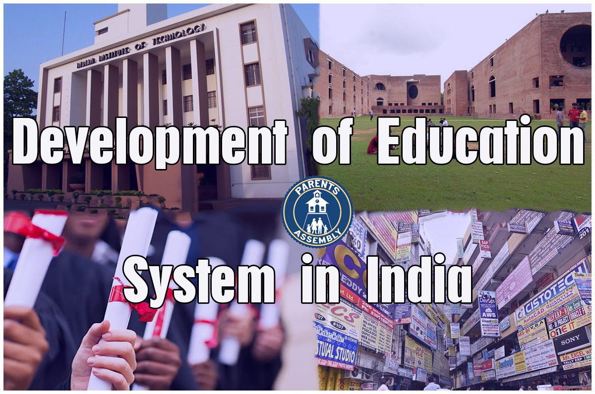 Development of Education System in India | Educational Blog