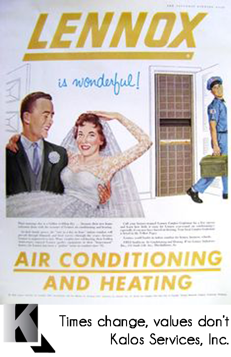 Old Air Conditioning Advertisements Vintage Advertisements