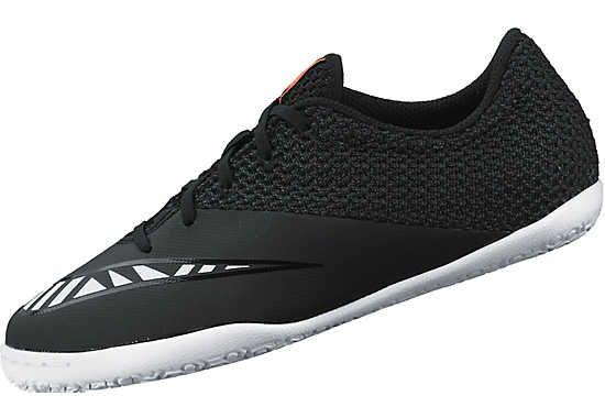 a59b051e26a Nike Kids MercurialX Pro Street Indoor Shoes - Black and Hot Lava ...