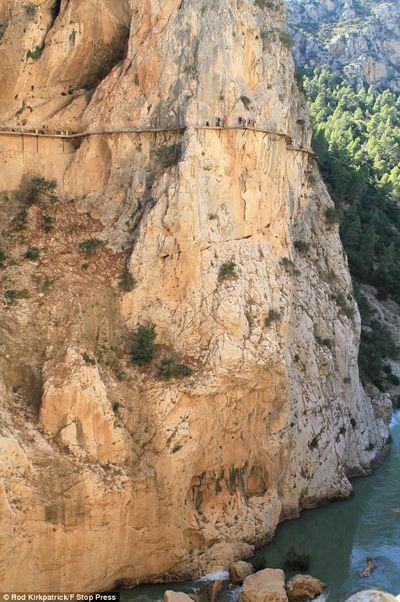 drumul regelui - Spania
