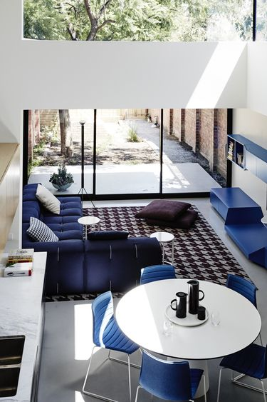 Inner City Terrace Melbourne True Blue Terrace Vic By