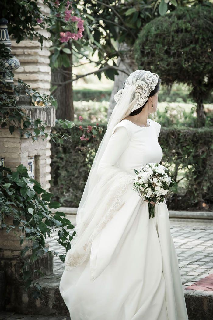 Vestido boda sevilla