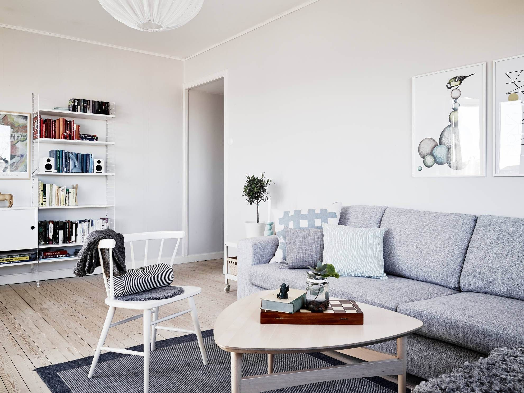 Soluciones gigantes para pisos peque os ideas decoradores piso top pinterest pisos - Ideas pisos pequenos ...