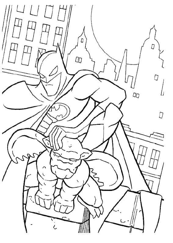 Batman Returns Coloring Page Batman Coloring Pages Cartoon Coloring Pages Cool Coloring Pages