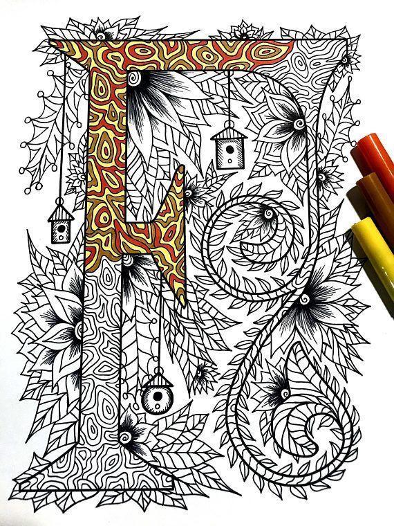 8511 pdf malvorlage des großbuchstabens f inspiriert von