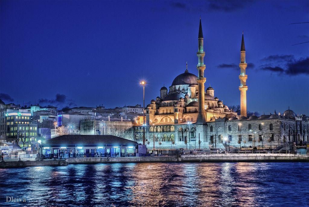 https://flic.kr/p/ap8mTA | Yeni Cami Mosque (Istambul, Turkey) |   Editado como Puzzles en la colección 2011 de EDUCA BORRÁS