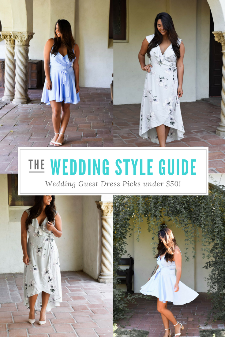 The Best Wedding Guest Dresses On A Budget Influenceher Collective
