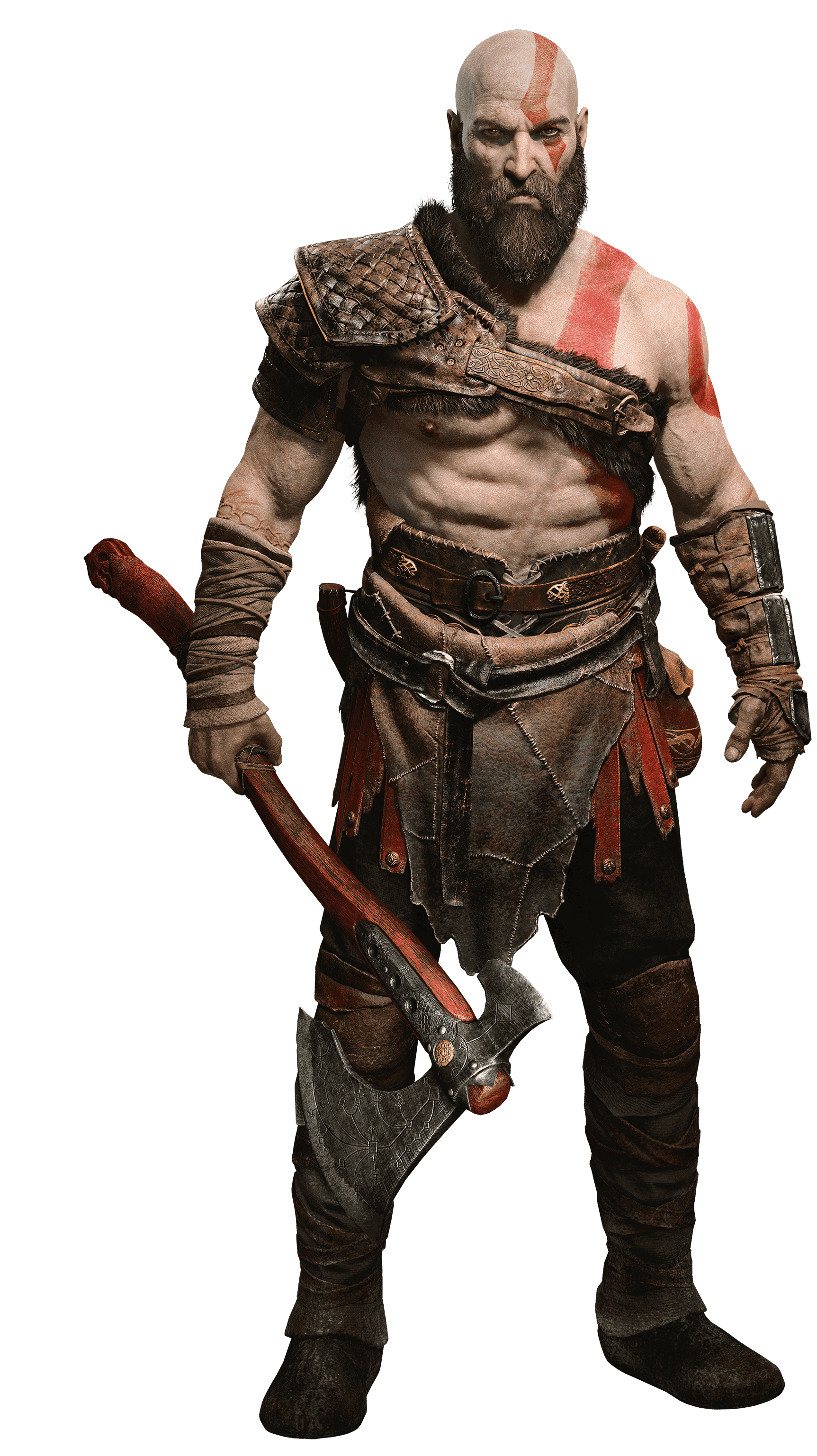 God Of War Image I Found These High Res Images Of Kratos