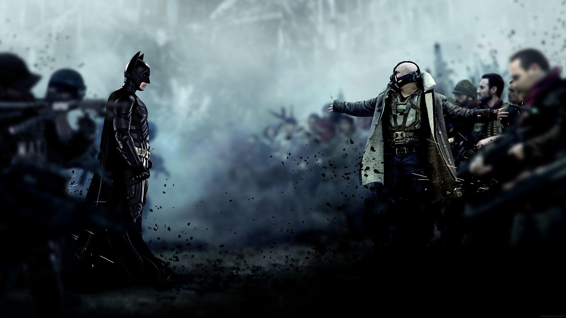 Batman The Dark Knight Rises Wallpapers HD Desktop and Mobile