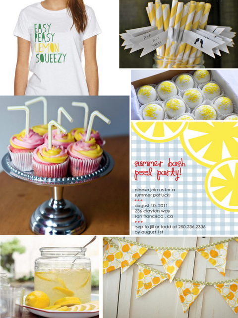 Baby Shower Potluck : shower, potluck, Shower, Ideas, Themes,, Shower,