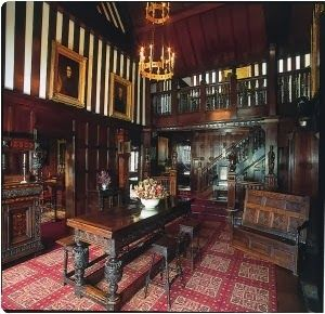 Eye For Design: Decorating Tudor Style | Ashley Hawkins, Constable ...
