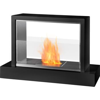 Costco: Real Flame® Insight Gel Fuel Ventless Fireplace