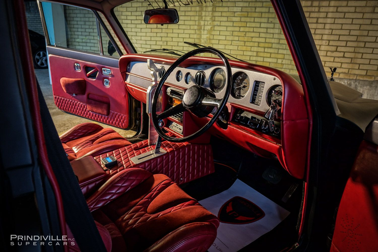 Prindiville Are Delighted To Offer This One Off Custom 1979 Rolls Royce Silver Shadow Finished In Matt Rolls Royce Silver Shadow Supercars For Sale Super Cars