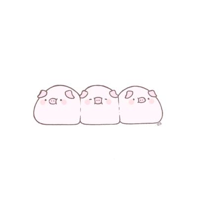三匹の子ぶた