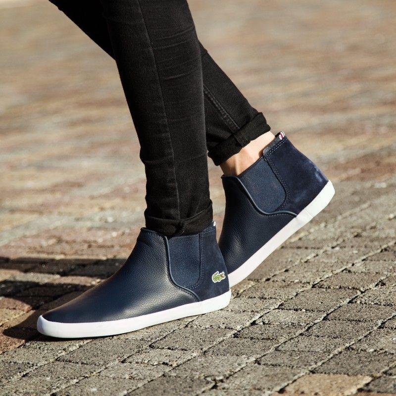 niesamowita cena wyglądają dobrze wyprzedaż buty nowy design LACOSTE ZIANE CHELSEA TRC in 2019 | Chelsea boots, Lacoste ...