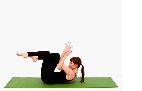top six new moves for deeper core strength  yoga for