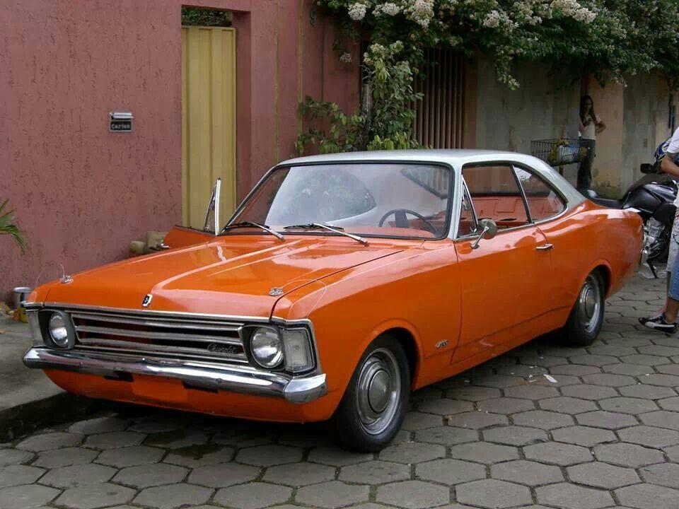 Opala Chevrolet Fastback Carros Originais Opala Carros