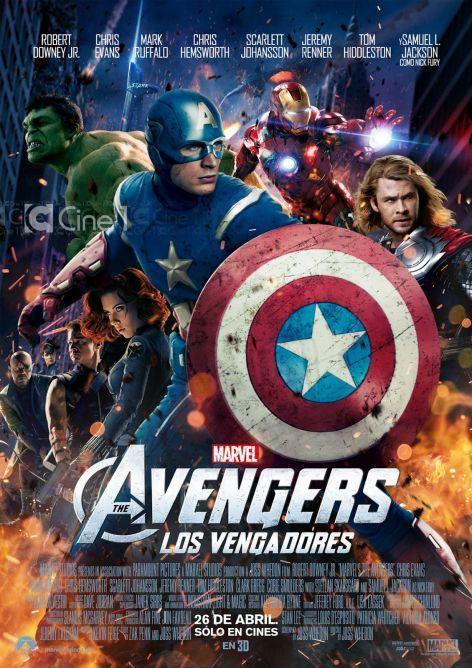 avengers filme stream