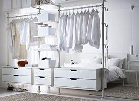 Cabina armadio Ikea, opinioni, dimensioni, consigli | Cabina armadio ...