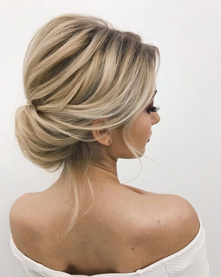 Pinterest Katieclarkson09 Updos For Medium Length Hair Bridesmaid Hair Updo Hairstyle