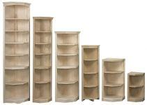 Hoot Judkins Furniture San Francisco Jose Bay Area Arthur W Brown Corner Bookcases Custom Bookshelves End